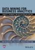 Shmueli, Galit,Data Mining for Business Analytics