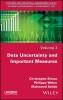 Christophe Simon,   Philippe Weber,   Mohamed Sallak,Data Uncertainty and Important Measures