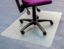 ,<b>Stoelmat Floortex PVC 120x150cm voor zachte vloeren</b>