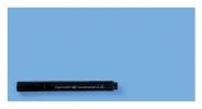 ,Magic-chart notes Legamaster 10x20 cm blauw