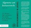 ,<b>Tekst & Commentaar: Algemene Wet Bestuursrecht</b>