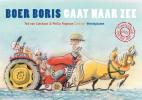 Ted van Lieshout,Boer Boris gaat naar zee vertelplaten