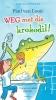<b>Paul van Loon</b>,Weg met die krokodil LUISTERBOEK