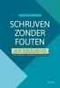 <b>Gie van Roosbroeck</b>,Praktisch handboek Schrijven zonder fouten