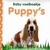 Eleanor  Bates,Baby voelboekje: Puppy`s