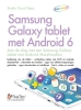 Uithoorn Studio Visual Steps,Samsung Galaxy tablet met Android 6