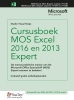 Studio Visual Steps,Cursusboek MOS Excel 2016 en 2013 Expert