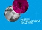 ,Landelijk opleidingsdocument sociaal werk