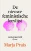 Marja  Pruis ,De nieuwe feministische leeslijst