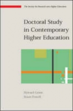 Howard Green,   Stuart Powell Doctoral Study in Contemporary Higher Education