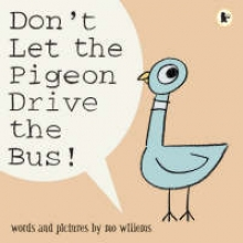 Willems, Mo Don`t Let the Pigeon Drive the Bus