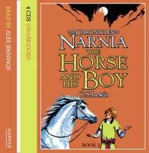 Lewis, Clive Staples The Chronicles of Narnia 3. The Horse and His Boy. 4 CDs