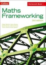 Peter Derych,   Kevin Evans,   Keith Gordon,   Michael Kent KS3 Maths Homework Book 1