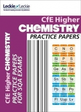 Barry McBride,   Leckie & Leckie Higher Chemistry Practice Papers