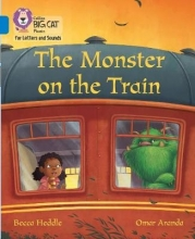 Becca Heddle,   Omar Aranda Monster on the Train