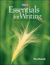 Siegfried Engelmann SRA Essentials for Writing Textbook
