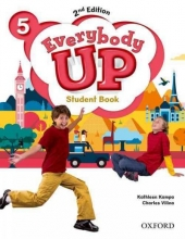 Jackson, Patrick Everybody Up: Level 5. Student Book