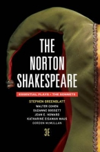 Greenblatt, Stephen The Norton Shakespeare - The Essential Plays The Sonnets