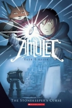 The Stonekeeper`s Curse (Amulet #2)