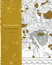 Song, Daria The Time Garden Coloring Journal
