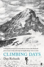 Dan Richards Climbing Days