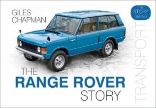 Giles Chapman The Range Rover Story