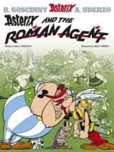Rene,Goscinny Asterix  Asterix and the Roman Agent (english)