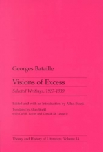 Bataille, Georges Visions of Excess