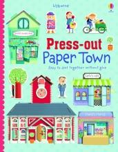 Watt, Fiona Press-out Paper Town