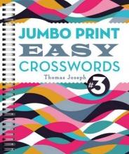 Joseph, Thomas Jumbo Print Easy Crosswords 3