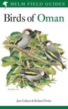 Eriksen, Jens,   Porter, Richard Birds of Oman