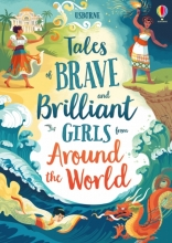 Various , Tales of Brave and Brilliant Girls from Around the World