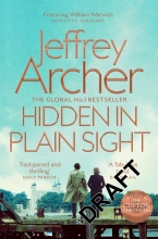 Jeffrey Archer, Hidden in Plain Sight