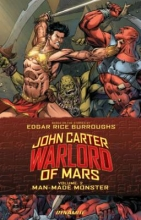 Marz, Ron,   Edgington, Ian John Carter Warlord of Mars 2