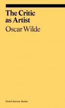 Oscar,Wilde Critic as Artist