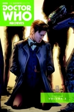 Diggle, Andy Doctor Who the Eleventh Doctor Archives Omnibus 3