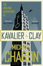 Michael,Chabon Amazing Adventures of Kavalier & Clay