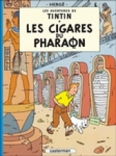 Herge Les Cigares Du Pharaon = Cigars of the Pharaoh