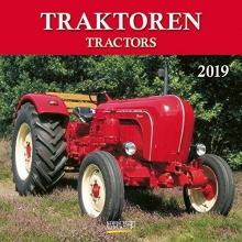 Traktoren 2019. Broschürenkalender
