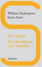 Shakespeare, William Der Sturm Der Kaufmann von Venedig