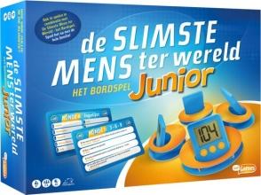 , De Slimste Mens Ter Wereld - Junior (het bordspel)