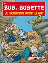 Willy  Vandersteen Bob et Bobette 231 Le scorpion scintillant