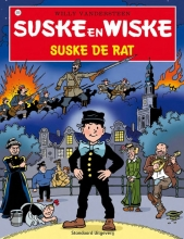 Willy  Vandersteen, Peter van Gucht Suske en Wiske 319 Suske de rat