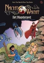 Peter Van Gucht Steve Van Bael, Het monsternest