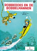 Franquin,,André Robbedoes & Kwabbernoot 17