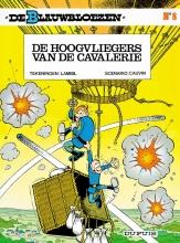 Willy,Lambil/ Cauvin,,Raoul Blauwbloezen 08