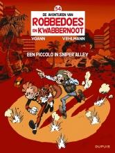 Yoann/ Vehlmann,,Fabien Robbedoes & Kwabbernoot 54