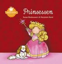 Suzan  Boshouwers Willewete. Prinsessen