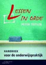 Teitler, Peter Lessen in orde