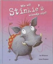I.  Whybrow Wie wil Stinkie`s vriendje zijn?